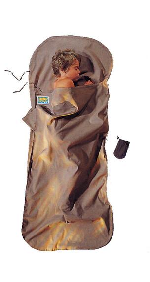 Cocoon KidSack Lapset makuupussi Cotton , beige